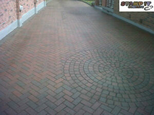 Stamped Concrete Resealing / Restoration And More! London Ontario image 5