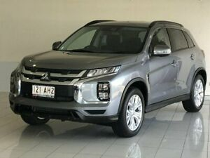2020 Mitsubishi ASX XD MY21 LS 2WD Grey 1 Speed Constant Variable Wagon