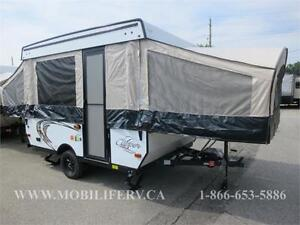 *10FT BOX CAMPING TRAILER FOR SALE*CLIPPER 107LS*