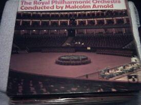 Vinyl LP's Deep Purple Live Concert At The royal Albert Hall – Harvest SHVl 767