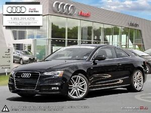 2015 Audi A5 INTERNET SPECIAL FULL EQUIPPED AND CERTIFIED