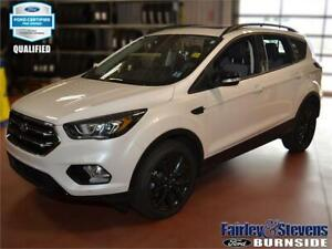 2018 Ford Escape Titanium Sport