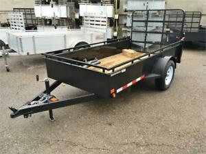 Contractor Grade Utility Trailers Pick Your Size