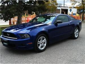 2013 FORD MUSTANG COUPE V6 SPORT PKG |6 SPEED MANUAL|NO ACCIDENT