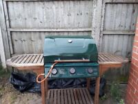 GAS BBQ FOR SALE PERFECT WORKING CONDITION. BUYER TO COLLECT