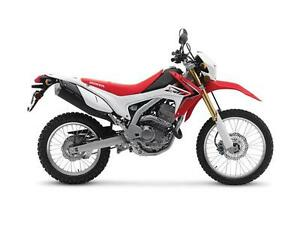 New 2016 CRF250L - SAVE $600!