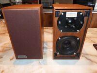 Keesonic Kolt Loudspeakers (Vintage, Retro & Rare Stereo HiFi Speakers)