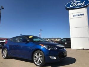 2017 Hyundai Veloster FWD, R/Start, $125 Bi-Weekly! Heated Seats