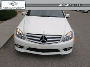 2010 Mercedes-Benz C-Class C 250 **ALL WHEEL DRIVE**