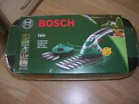 Bosch cordless shrub and grass shear set