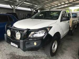 Mazda BT50 South Grafton Clarence Valley Preview