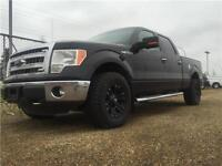 2013 FORD F-150 XTR BLACK BEAUTY APPROVED YESTERDAY Edmonton Edmonton Area Preview