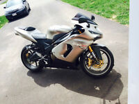 REDUCED - Kawi 636 low kms