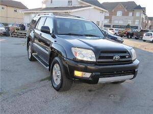 2003 Toyota 4Runner Limited 4X4 V8 4.7L SUNROOF LEATHER