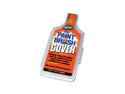 The Paint Brush Cover PBC001 Durable Airtight Plastic Container for Paint - The Paint Brush Cover