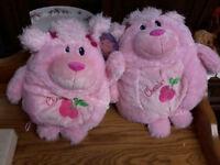 Kellytoy Teddy Bear 3 IN 1 PLUSH