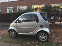 Smart Car - Very Economical!