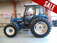 Ford 5030 Used Tractor, 4wd, 1993