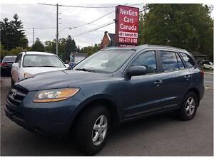 2009 Hyundai Santa Fe GL   Easy Car Loan Available