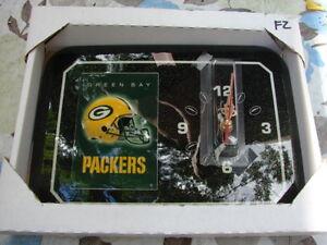 Green Bay Packers clock Sarnia Sarnia Area image 1