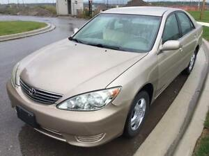 2005 Toyota Camry LE, All Pwr, New Brakes/Shocks, Safety Etest