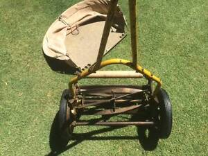 Push mower Golden Grove Tea Tree Gully Area Preview