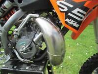 KTM 65 64.9cc SX (2014) Moto Cross 2014MY SX