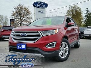 2015 Ford Edge SEL *AWD* *LEATHER* *NAVIGATION*