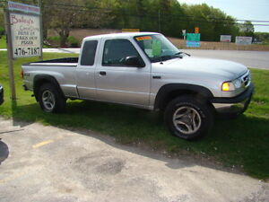 2004 Mazda B4000, Saftied, Etested,  4X4  Only 172K