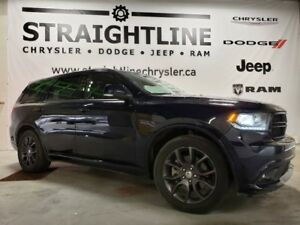 2017 Dodge Durango R/T, AWD, Sunroof, Local Trade, Hemi