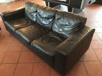 "3 seater sofa need to go!!! £70 each ""WILLESDEN GREEN"""