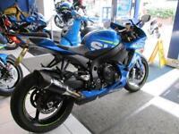Suzuki GSXR 750 L5 MOTO GP WITH 10194 MILES FROM NEW