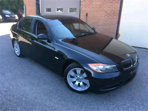 2006 BMW 330 XI Sport Package
