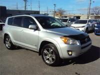 2009 Toyota RAV4 Sport V6 AWD SUNROOF BACK UP CAM Ottawa Ottawa / Gatineau Area Preview