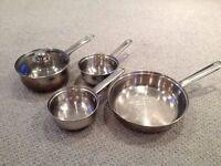 Saucepans/ frying pan set