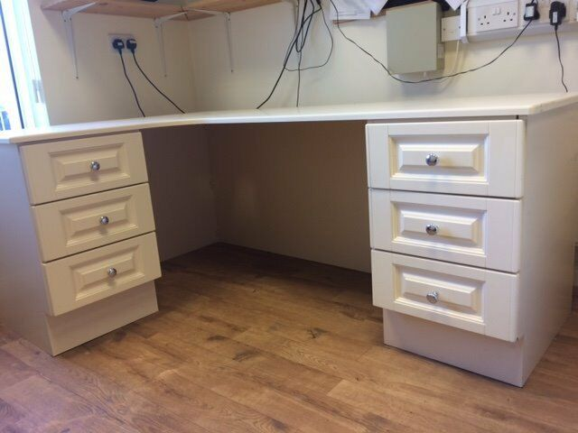 Pair of custom made Office Desks