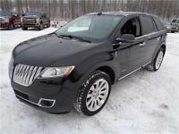 ** 2013 ** LINCOLN ** MKX ** LIMITED EDITION ** AWD ** LOW KM **