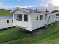 3 Bedroom Caravan to rent. Only £50 deposit 3 Minutes from Porth beach Newquay