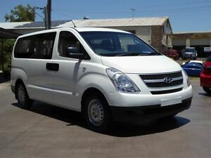 2010 Hyundai iLOAD TQ White 5 Speed Automatic Van Strathpine Pine Rivers Area Preview