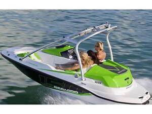 TOP BIMINI + WAKE TOUR pour Seadoo Speedster 150