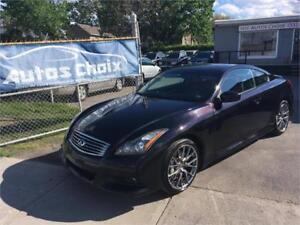 INFINITI G37 IPL 2011**EDITION SPECIAL LIMITE**GPS**FINANCEMENT*