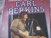 Vinyl LP Carl Perkins Sweeter Than Candy