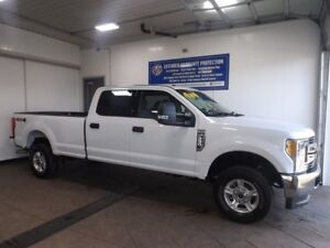 2017 Ford F-250 Super Duty XLT CREW 4x4