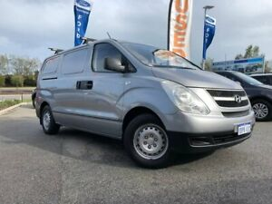 2011 Hyundai iLOAD TQ-V MY11 Silver 5 Speed Manual Van Clarkson Wanneroo Area Preview