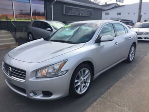 2011 Nissan Maxima SPORT...Clean Car ALL CREDIT FINANCING!!!