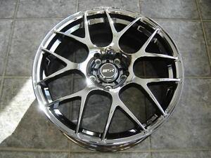 """Kit roues de mag avec pneus neufs 18"""" #M26"""