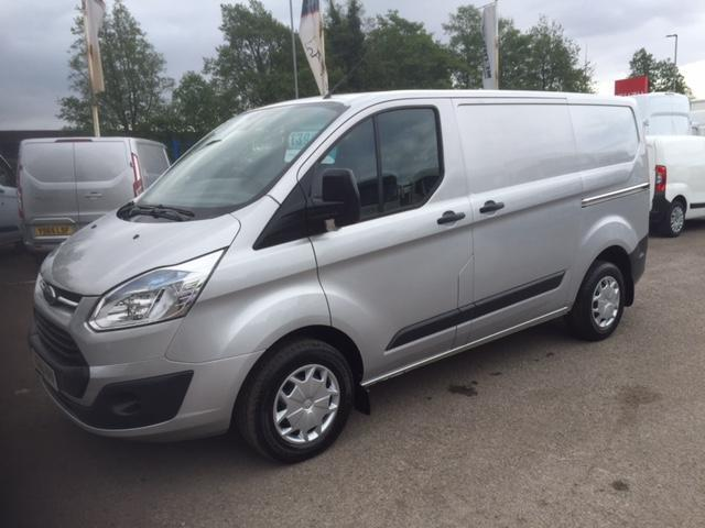 Ford Transit Custom 2.2TDCi ( 100PS ) Double Cab-in-Van 2013.5MY 290 L1H1 Trend