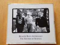 Beastie Boys Anthology The Sounds of Science CD