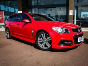 2013 Holden Commodore VF MY14 SS Sportwagon Red 6 Speed Sports Automatic Wagon Maddington Gosnells Area Preview