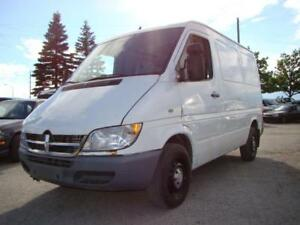 2005 DODGE SPRINTER 2500 -  DIESEL * DRIVE IS EXCELLENT * 118""